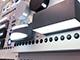 V-TAC Kültéri fali LED lámpatest Due (12W) szürke, meleg fényű