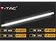 V-TAC Samsung Pro Nano T8 LED fénycső (60 cm) 10W - (4000K)