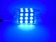 V-TAC LED modul 1.5W (2835x3/150°/IP67) - Kék