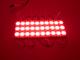 V-TAC LED modul 1.5W (2835x3/150°/IP67) - Piros