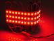 V-TAC LED modul 1W - 3x2835 COB LED - Piros