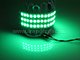 LED modul 1W - 3x2835 COB LED - Zöld