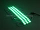 V-TAC LED modul 1W - 3x2835 COB LED - Zöld