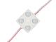 V-TAC LED modul 1.44W (2835x4/150°/IP68) - 6000K hideg fehér