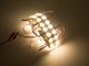 V-TAC LED modul 1.44W (2835x4/150°/IP68) - 3000K meleg fehér