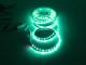 V-TAC LED szett beltéri: 5 méter RGB+hideg f.+vezérlő+táp. 5050-60