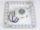 V-TAC BL Stars mennyezeti LED lámpa - fehér (18W) - hideg fehér