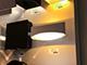 V-TAC Design oldalfali LED dekor lámpa Doppio, fehér (5W) term. f.