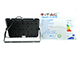 V-TAC PRO LED reflektor fekete (300W/100°) Természetes fehér