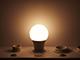 V-TAC LED lámpa E14 (9W/200°) Körte - természetes fehér - Samsung