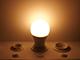 V-TAC E27 LED lámpa (11W/200°) Körte A60 - meleg fehér, PRO Samsung