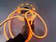 V-TAC LED Neon csík (flexibilis) 24V - 8W - sárga - 10 méter Kifutó!