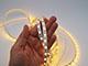 V-TAC LED szalag beltéri 5050-60 (12 Volt) - extra meleg fehér DEKOR!