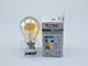 V-TAC E27 LED izzó Vintage filament (4W/300°) Körte - extra meleg f., PRO Samsung
