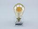 V-TAC LED lámpa E27 Filament (4W/300°) PRO Vintage körte - 2200K
