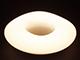 V-TAC Designer LED lámpatest Donut-I (30cm/22W) távirányítóval állítható fehér szín és fényerő