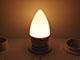 V-TAC LED lámpa E14 (5.5W/200°) Gyertya - meleg fehér