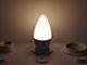 V-TAC E14 LED lámpa (5.5W/200°) Gyertya - természetes fehér