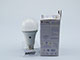 V-TAC E27 LED lámpa (9W/200°) Körte - hideg fehér, Automata fényérzékelős