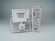V-TAC Mozgásérzékelős PRO LED reflektor (20W/100°) hideg fehér