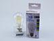 V-TAC E27 LED izzó Retro filament (4W/300°) Körte - természetes fehér