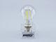 V-TAC E27 LED izzó Retro filament (4W/300°) Körte - hideg fehér