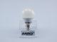 V-TAC LED lámpa E14 (3W/180°) Kisgömb - természetes fehér