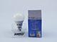 V-TAC LED lámpa E14 (3W/180°) Körte - hideg fehér