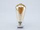 V-TAC LED lámpa E27 Spirál Filament (4W/300°) ST64 - 2200K