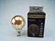 V-TAC LED lámpa E27 Vintage filament (6W/300°) G125 Spirál - extra meleg f.