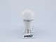 V-TAC E27 LED lámpa (11W/200°) Körte A60 - meleg fehér