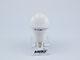 V-TAC E27 LED lámpa (11W/200°) Körte A60 - hideg fehér