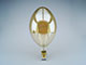 V-TAC LED lámpa E27 Filament 600lumen (8W/340°) BF180 - 2000K