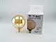 V-TAC Vintage LED lámpa E27 Nagy gömb (4W/300°) extra meleg fehér