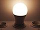 V-TAC LED lámpa E27 (12W/200°) Körte - természetes fehér (CRI95 - RealColor)