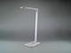V-TAC Asztali LED lámpa (16W) fehér-ezüst - vezeték nélküli töltés funkció + dimm