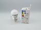 V-TAC LED lámpa E27 (7W/180°) Kisgömb - meleg fehér, PRO Samsung