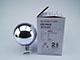 V-TAC Tűzijáték 3D effekt LED lámpa, E27 filament 3W (40lm/300°) - meleg fehér