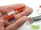 Wago Wago Compact vezeték összekötő, 4 vezeték nyílásos (100 db)