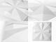 WallArt 3D 3D Falpanel - Kites (vitorlás) - WallArt Utolsók!