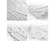 WallArt 3D 3D Falpanel - Olivia (francia) - WallArt