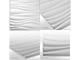 WallArt 3D Falpanel - Waves (újhullám) - WallArt