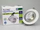 V-TAC Zoom Fitting LED spot, kör, 33W - hideg fehér