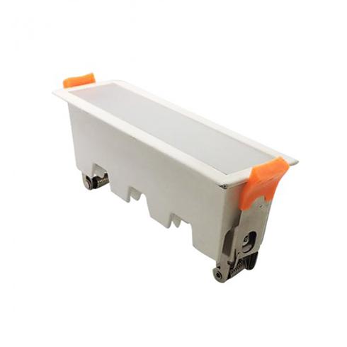 Linearis Flat LED panel (10W) süllyeszthető, meleg fehér