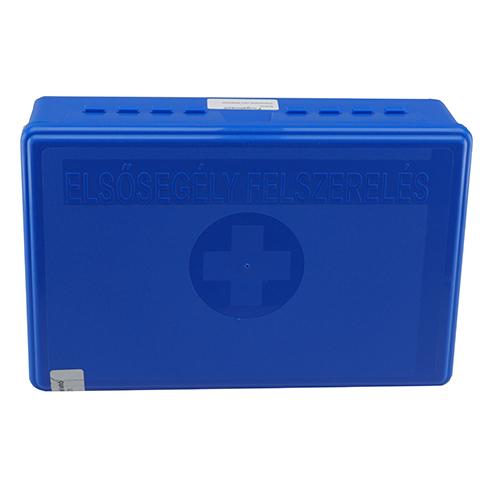 I elsősegély doboz (kék) - Mini