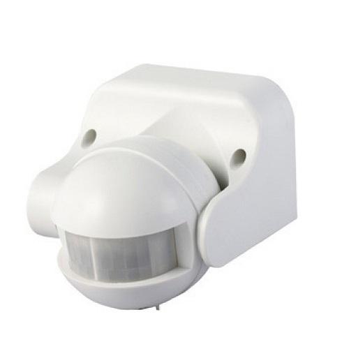 Infravörös mozgásérzékelő fehér színben (V-TAC)