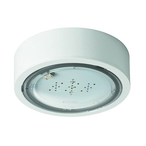 iTech LED vészvilágító (2W - 245 lumen) fehér, 3 órás IP65