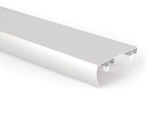 gardinia alu front el lapos alum nium karnis feh r 200 cm r 6 998 ft alum nium. Black Bedroom Furniture Sets. Home Design Ideas