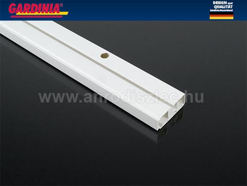 6c5fdc272 GARDINIA Mennyezeti műanyag karnis (GK1) - 1 soros - 150 cm - Ár: 1 ...