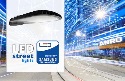 - Utcai LED lámpa ST (50W/110°) Természetes fehér, Samsung Chip